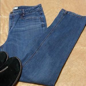 J.Jill Denim Smooth Fit Straight Leg Jeans